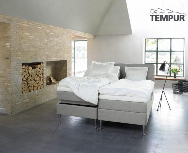 TEMPUR PROMISE ADJUSTABLE 180X200CM Utstillingsmodell-0
