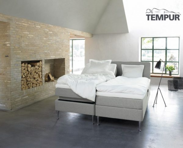 Tempur Promise Adjustable 160x200cm-0