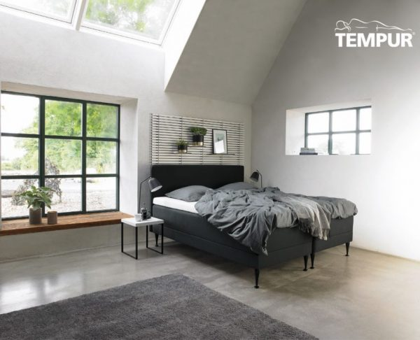 Tempur Promise Ramme 120x200cm-0